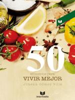 50 alimentos para vivir mejor