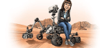 Can Abigail Allwood Find Life on Mars?