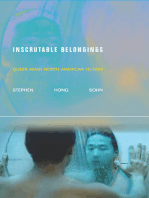 Inscrutable Belongings: Queer Asian North American Fiction