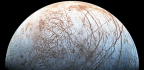 Lucky Flyby Suggests Europa Ejects Plumes Of Water