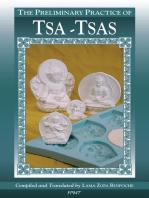 The Preliminary Practice of TSA-TSAS