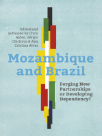 Mozambique and Brazil: Forging New Partnerships or Developing Dependency?