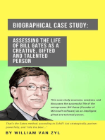 Biographical Case Study