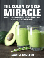 """The Colon Cancer """"Miracle"""""""
