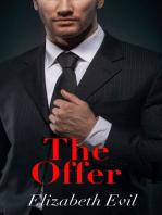 The Offer (Harrison Hardline International Book 3)