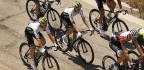 Cycling's 'Domestiques' Ride, Serve And Do Everything But Win