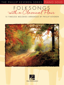 Folksongs with a Classical Flair: arr. Phillip Keveren The Phillip Keveren Series Piano Solo