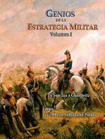 Genios de la Estrategia Militar Volumen I De Sun Tzu a Clausewitz