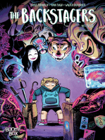 The Backstagers #4