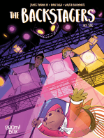 The Backstagers #6