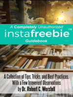 A Completely Unauthorized Instafreebie Guidebook
