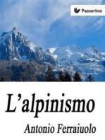 L'alpinismo