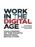 Work in the Digital Age: Challenges of the Fourth Industrial Revolution