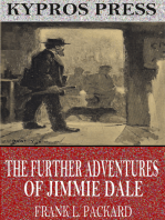 The Further Adventures of Jimmie Dale