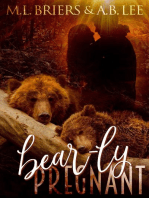 Bear-ly Pregnant