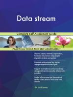 Data stream Complete Self-Assessment Guide