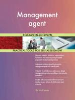Management agent Standard Requirements