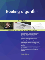 Routing algorithm Third Edition