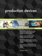 production devices A Complete Guide