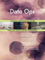 Data Ops Complete Self-Assessment Guide