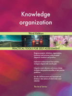 Knowledge organization Third Edition