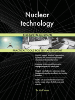 Nuclear technology Standard Requirements