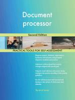 Document processor Second Edition