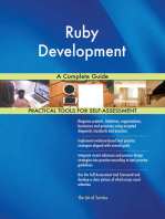 Ruby Development A Complete Guide