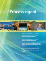 Process agent Complete Self-Assessment Guide