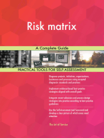 Risk matrix A Complete Guide