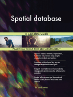 Spatial database A Complete Guide
