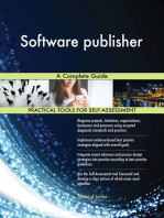 Software publisher A Complete Guide