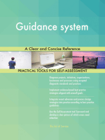 Guidance system A Clear and Concise Reference