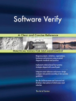 Software Verify A Clear and Concise Reference