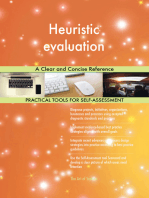 Heuristic evaluation A Clear and Concise Reference