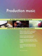 Production music A Clear and Concise Reference