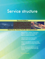 Service structure Second Edition