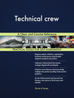 Technical crew A Clear and Concise Reference