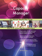 Capacity Manager The Ultimate Step-By-Step Guide