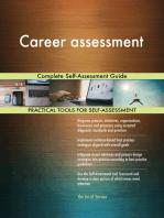 Career assessment Complete Self-Assessment Guide