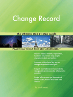 Change Record The Ultimate Step-By-Step Guide