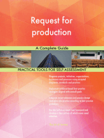 Request for production A Complete Guide