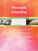 Wearable computing A Clear and Concise Reference