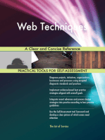 Web Techniques A Clear and Concise Reference
