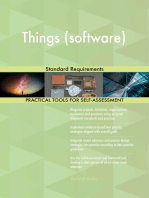 Things (software) Standard Requirements