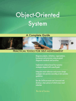 Object-Oriented System A Complete Guide