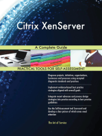 Citrix XenServer A Complete Guide