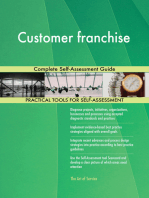 Customer franchise Complete Self-Assessment Guide