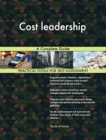 Cost leadership A Complete Guide