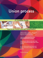 Union process A Complete Guide